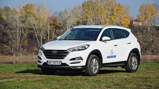 Hyundai Tucson 2015 2.0 CRDI test PL