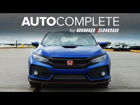 AutoComplete: The Civic Type R might gain all-wheel drive