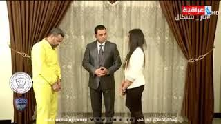 فتاة #إزيدية تلتقي بمغتصبها #الداعشي فتسقط