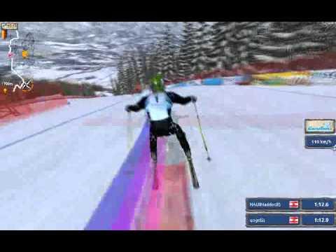 SC:14 Rennen Garmisch - Top 5 Team Nauru
