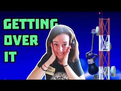 СТИГНАХ ДО ВЪРХА!!! 🔨 | Getting Over It #7