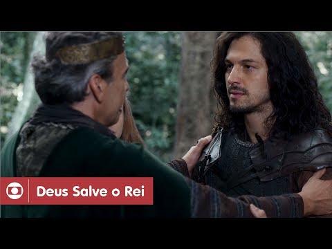 Deus Salve O Rei: capítulo 88 da novela, sexta, 20 de abril, na Globo