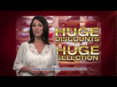 Gabe Rowe Nissan - Summer Kickoff-Used