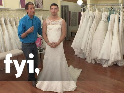 Best in Bridal: Dress Tips: A-Line Designs (S1, E4) | FYI