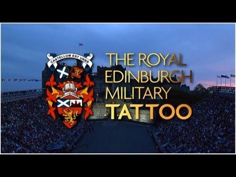 Royal Edinburgh Military Tattoo 2012, Opening Parade.