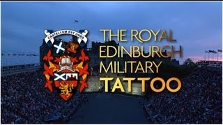 Royal Edinburgh Military Tattoo 2012, Opening Parade.
