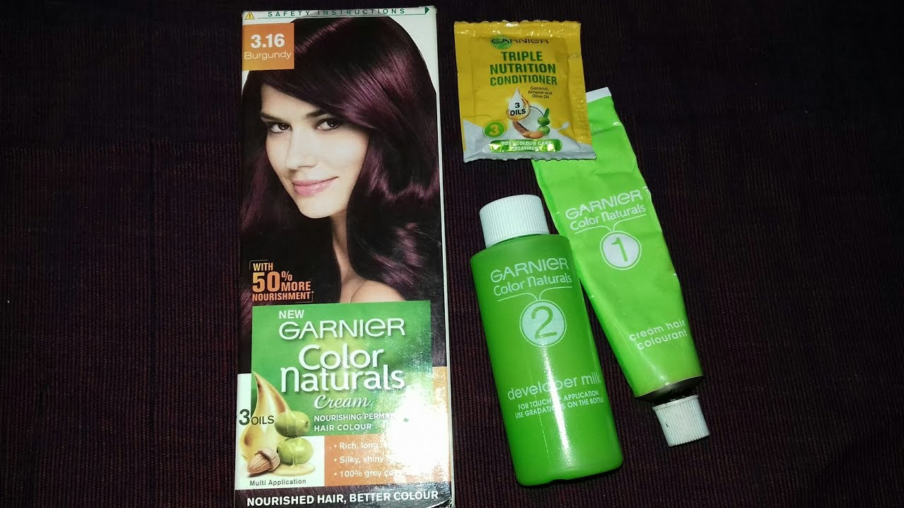 Garnier Color Naturals Cream Review Hindi Youtube