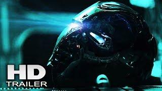 AVENGERS 4: ENDGAME - Official Trailer 2019 (Robert Downey, Scarlett Johansson) Marvel
