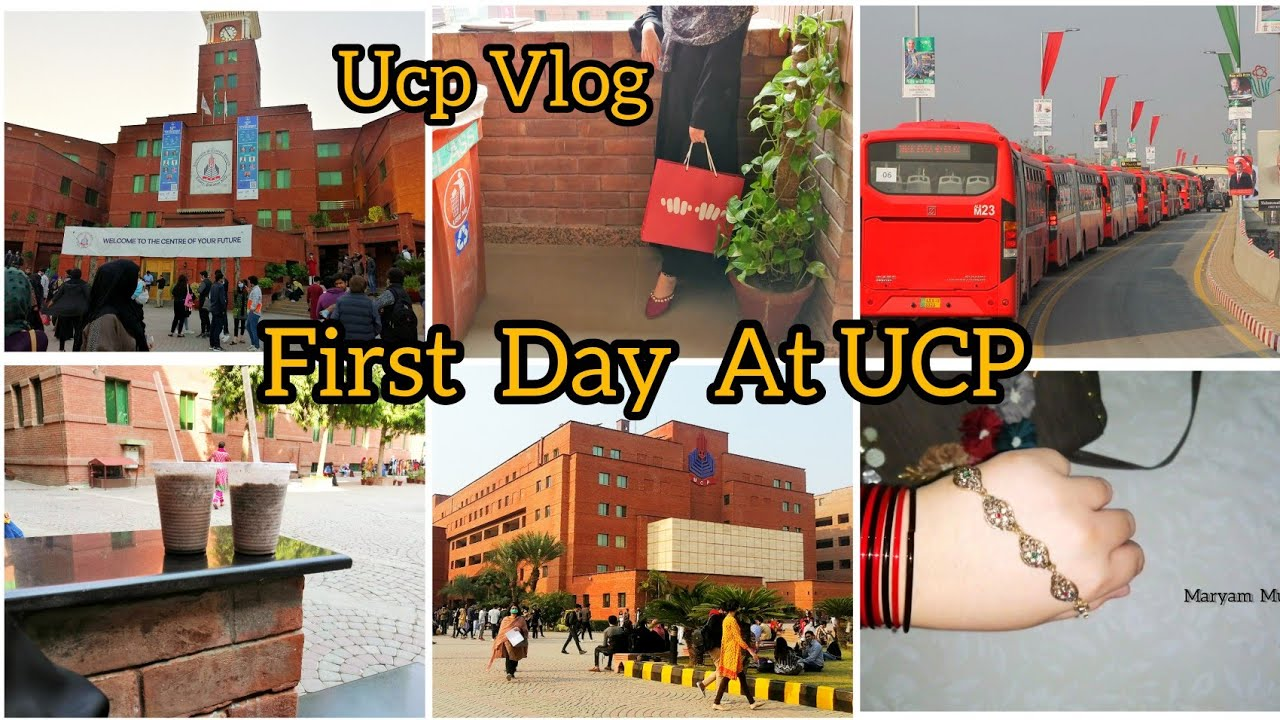 First Day In University After Lockdown In Pakistan / First Day At UCP / Uni Life Of Student