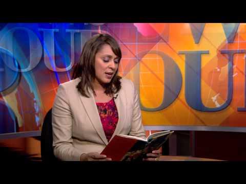 Conversation: U.S. Poet Laureate Natasha Trethewey