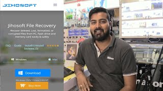 Best File Recovery software 2019! JIHOSOFT