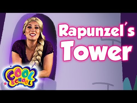 Rapunzel's Tower Tour & Full Rapunzel Story! | Behind the Story with Ms. Booksy