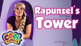 Rapunzel's Tower Tour & Full Rapunzel Story! | Story Time with Ms. Booksy
