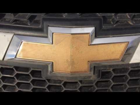 Шевроле Круз: световой тюнинг за копейки, подсветка колёс