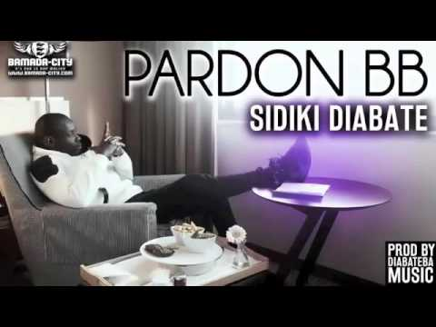 Sidiki diabate pardon bb