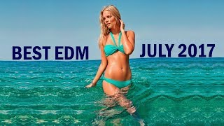 Best EDM Music July 2017 💎 Summer Charts Mix - Electro House Remixes Free HD Video