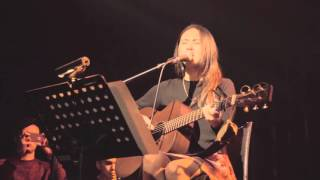 Clara Benin and Bullet Dumas - Fix You (a Coldplay cover) Live at Confessions