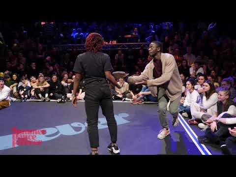 Toyin vs Candyman 1ST ROUND BATTLE House Dance Forever 2019