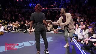 Toyin vs Candyman 1ST ROUND BATTLE House Dance Forever 2019