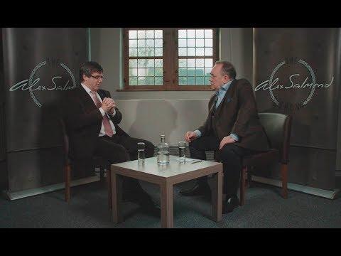 Puigdemont se entrevista en la televisión rusa