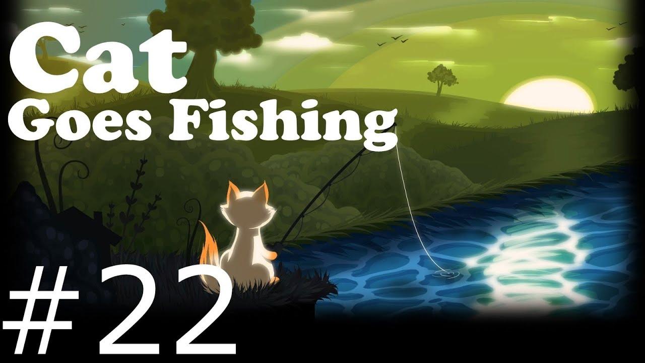 Cat Goes Fishing Gameplay 22 Crayfin Clownfish