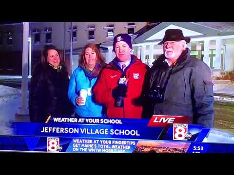 Weather at Jefferson Village School