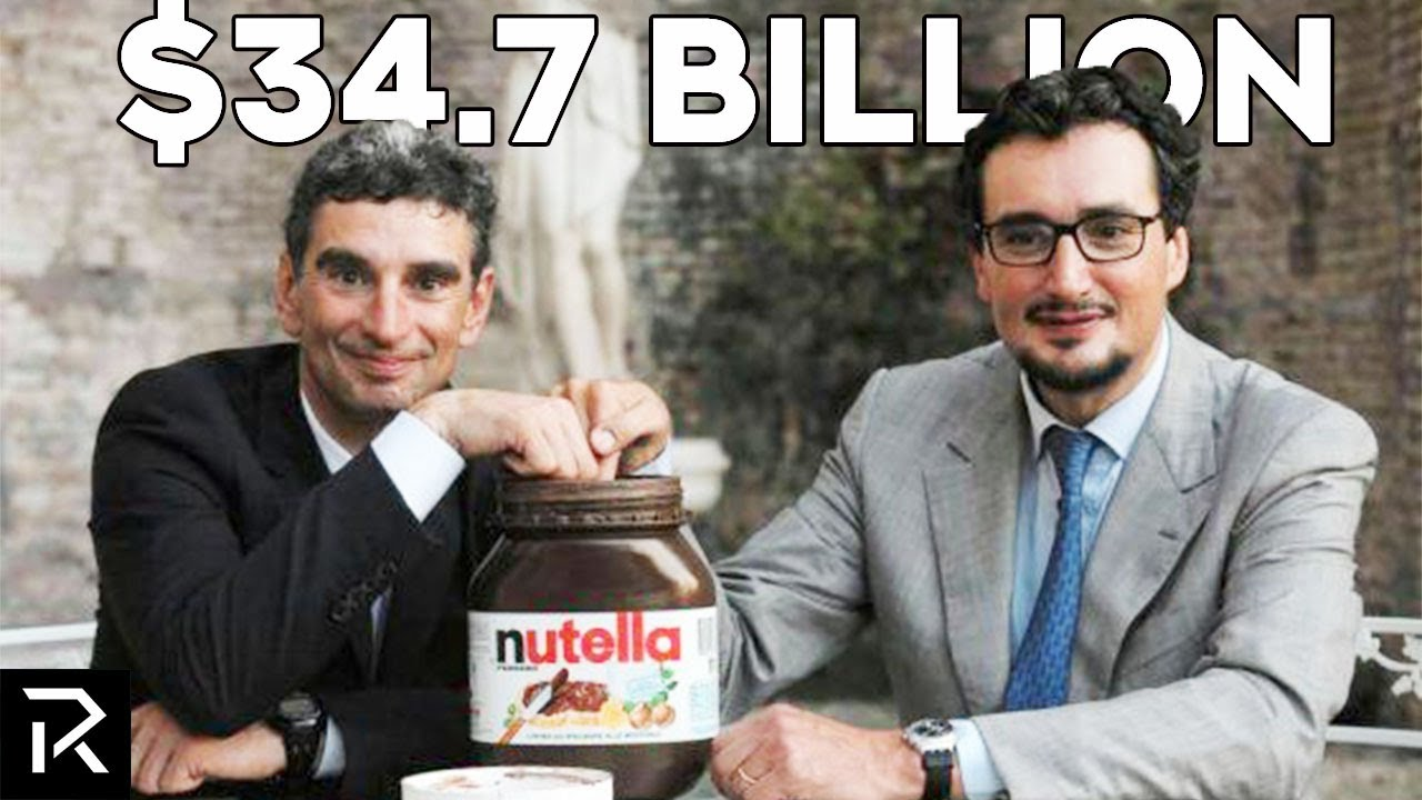 Who Is The Nutella Billionaire And Italy's Richest Man?