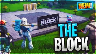 The Block replaces Fortnite's Risky Reels, features user created content