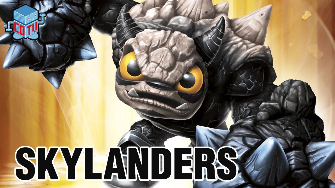 Skylanders Trap Team Fist Bump Gameplay Preview - YouTube