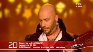 """Luc Arbogast interprète en direct """" L"""