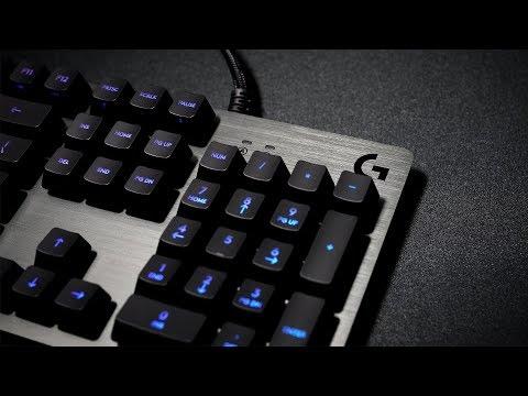 Logitech G513 Carbon Keyboard Review Romer G Best RGB Keyboard