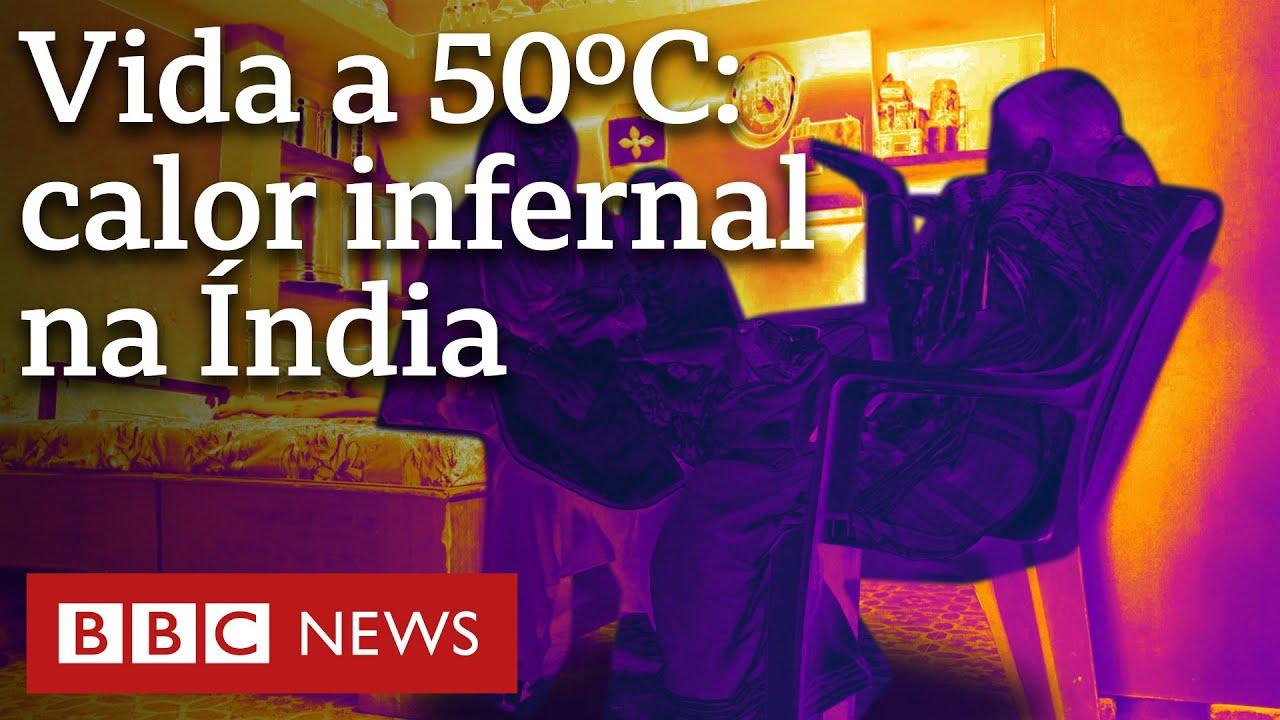 As soluções simples para não 'morrer de calor' na Índia