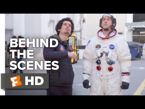 First Man Behind the Scenes - Historic Locations (2018) | FandangoNOW Extras