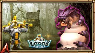 NEVER have your Monster stolen! Lords Mobile
