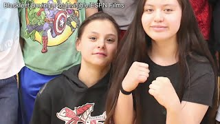 纪录片黑脚拳击为新冠冲击下的美洲原住民发声 - YouTube