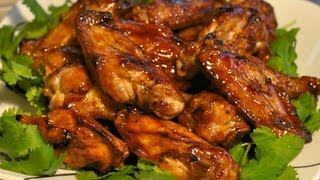 Grilled Fish Sauce Wings Recipe   World of Flavor