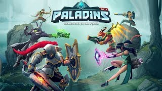 Time to Paladins