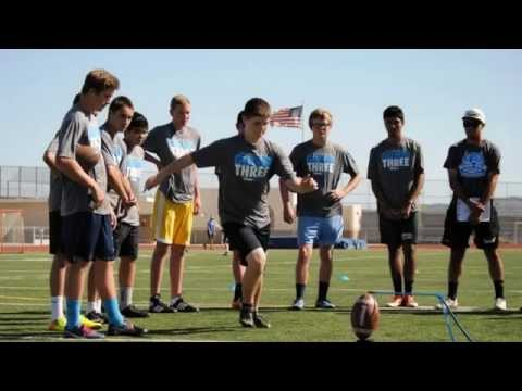 Dylan Carlson Class of 2017 Kicker Camp Highlight Video