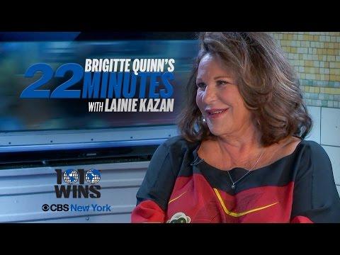 22 Minutes With Lainie Kazan
