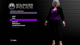 Saints Row 3: Character Creation (Female)