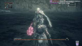 bloodborne bl4 all bosses w chalice dungeons pt 9