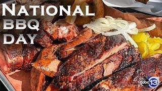 LIVE: How to step up your cookout game on National BBQ Day