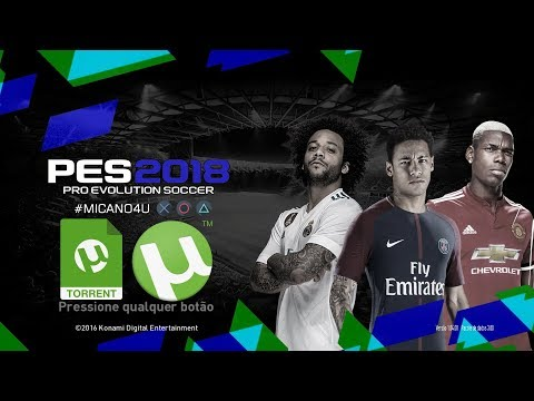 PESNext Patch 2018 DOWNLOAD PES 2017 PC