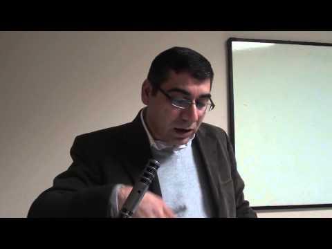 İzmir Türk Ocağı Konferansı-Selçuklu Öncesi İran'da Türkler Bölüm 1