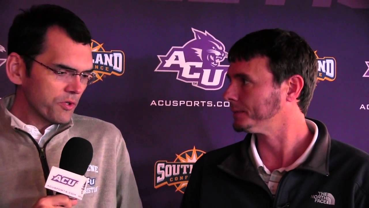 ACU Men's Basketball | Nov 5 Interview - YouTube