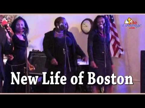 New Life Band of Boston - 22nd annual ministry celebration/fundraising concert