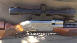 Sumatra 500cc 5.5mm- Tiro ao alvo