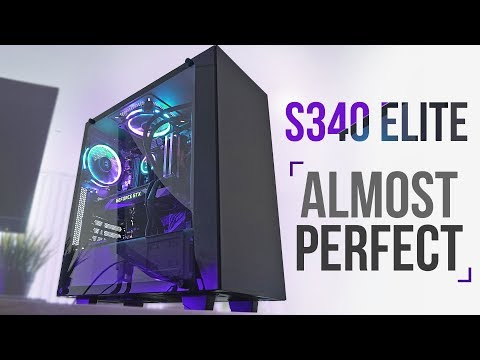 NZXT S340 Elite - The Almost Perfect Mid-Tower!