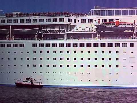 Cruise Ship Thomson Dream Leaving Havana Bay YouTube - Pictures of thomson dream cruise ship