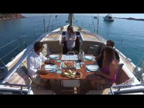 Парусная супер мега яхта Oyster 625 SUPER YACHT HD